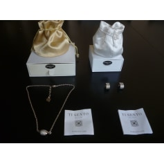 Costume Jewelry Set TI SENTO MILANO Brown