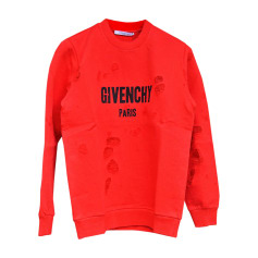 Sweatshirt GIVENCHY Red, burgundy
