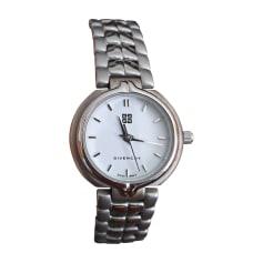 Orologio da polso GIVENCHY Argentato, acciaio
