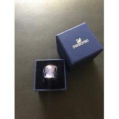 Ring SWAROVSKI Purple, mauve, lavender