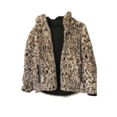 Fur Jackets BELLEROSE Khaki