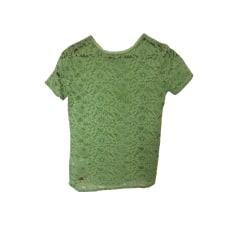 Top, T-shirt ERMANNO SCERVINO Green