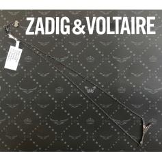 Collana ZADIG & VOLTAIRE Nero