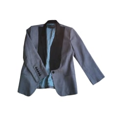Veste ZADIG & VOLTAIRE Bleu, bleu marine, bleu turquoise
