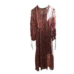 Robe longue THE KOOPLES Multicouleur