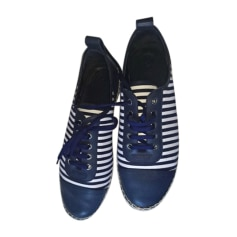 Calzature stringate JIMMY CHOO Blu, blu navy, turchese