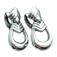 Earrings GIVENCHY Silver