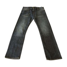 Straight Leg Jeans PAUL SMITH Blue, navy, turquoise