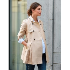 Veste Future Maman VERTBAUDET COLLECTION COLLINE Beige, camel