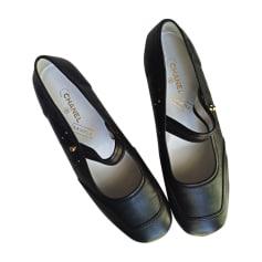 Ballerines Chanel Femme   articles luxe - Videdressing f5b9b4edfe1