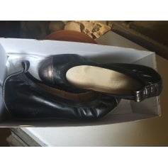 Ballet Flats COCO & ABRICOT Black