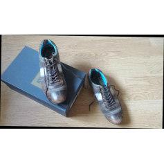 Lace Up Shoes KENZO Multicolor
