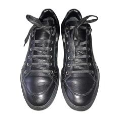 Chaussures à lacets DIOR HOMME Noir