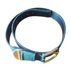 Skinny Belt PIERRE BALMAIN Green