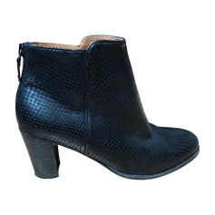 Bottines & low boots à talons ANTHOLOGY PARIS Noir