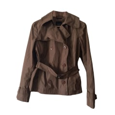 Imperméable, trench MAX MARA WEEKEND Marron