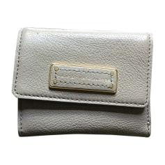 Portefeuille MARC JACOBS Gris, anthracite