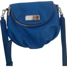 Sac en bandoulière en cuir MARC JACOBS Bleu, bleu marine, bleu turquoise