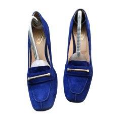 Escarpins TOD'S Bleu, bleu marine, bleu turquoise