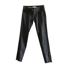 Jeans slim STELLA MCCARTNEY GRIS (PHOTOS 4 et 5)