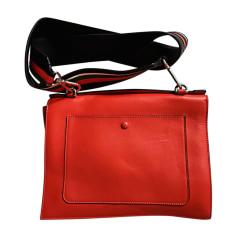 Leather Handbag EMILIO PUCCI Red, burgundy