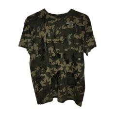 Tee-shirt VALENTINO Kaki