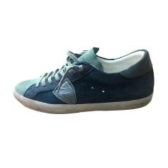 Sneakers PHILIPPE MODEL Blau, marineblau, türkisblau