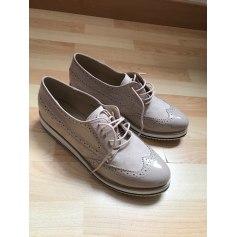 Chaussures à lacets  LILY SHOES Rose, fuschia, vieux rose