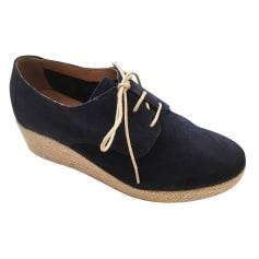 Chaussures à lacets  SESSUN Bleu, bleu marine, bleu turquoise