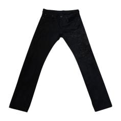 Straight Leg Jeans RALPH LAUREN Black