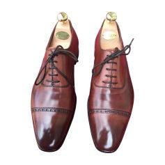 Chaussures à lacets CROCKETT & JONES Marron