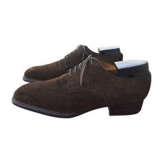 Chaussures à lacets J.M. WESTON Marron