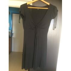 Robe mi-longue AMISU Noir