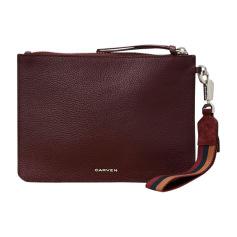 Handtaschen CARVEN Rot, bordeauxrot