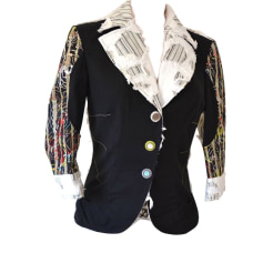 Tailleur jupe SAVE THE QUEEN Multicouleur