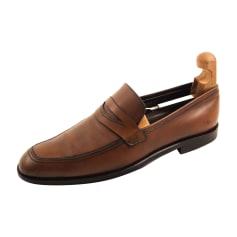 Loafers SALVATORE FERRAGAMO Brown