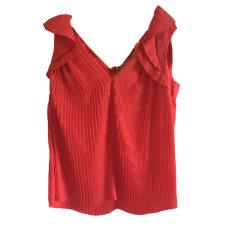 Top, t-shirt MAX MARA Arancione