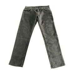 Straight Leg Jeans DOLCE & GABBANA Gray, charcoal