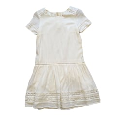 Robe courte SÉZANE Blanc, blanc cassé, écru