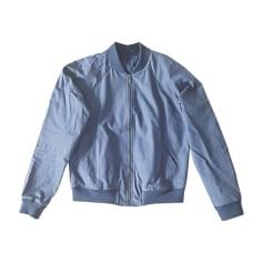 Veste TRUSSARDI Bleu, bleu marine, bleu turquoise