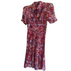 Robe courte TARA JARMON Multicouleur