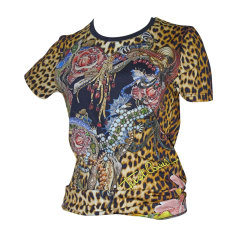 Top, tee-shirt JUST CAVALLI Multicouleur