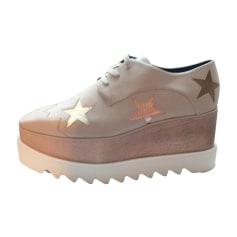 Chaussures à lacets  STELLA MCCARTNEY Blanc, blanc cassé, écru