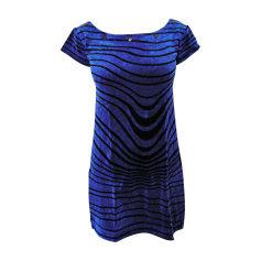Robe courte SONIA RYKIEL Bleu, bleu marine, bleu turquoise