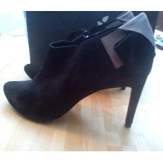 Bottines & low boots à talons MALOLES Noir