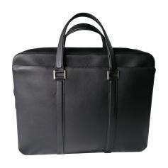 Briefcase DELVAUX Black