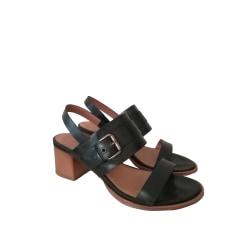 Sandales à talons SESSUN Noir
