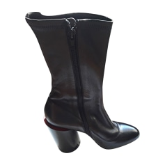 Stivali con tacchi GIVENCHY Obsedia Nero