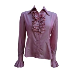 Blouse JEAN PAUL GAULTIER Pink, fuchsia, light pink