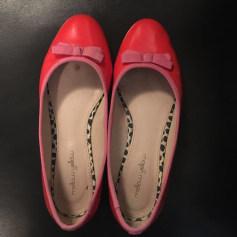 Ballet Flats MELLOW YELLOW Red, burgundy